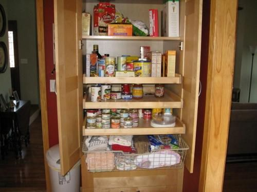 Ikea Komplement Pullout Drawers In Akurum Kitchen Cabinets By Jsn
