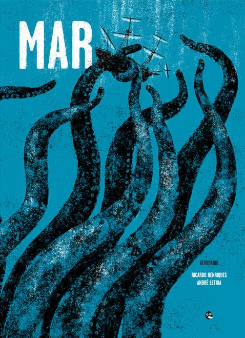 MAR, #libro editado por Pato Logico, #Portugal