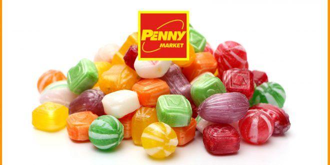 Penny market richiama un lotto di caramelle per la possibile presenza di un allergene non dichiarato in etichetta