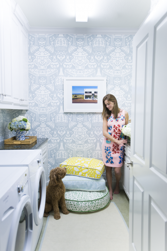 Designer Baby Room: Home/Room Tour: A Baby Nursery At Its Sweetest