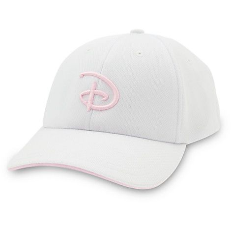 Disney ''D'' Logo Baseball Cap for Adults