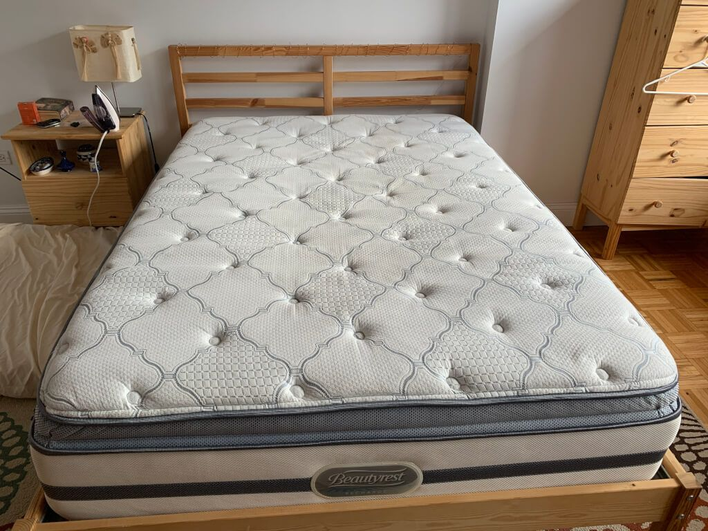Full Size Beautyrest Mattress Ikea Bed Frame For Sale Godolly
