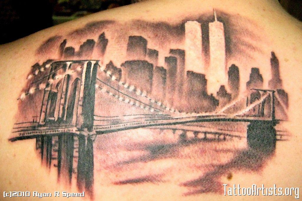 Brooklyn tattoo she would love this nyc mit bildern