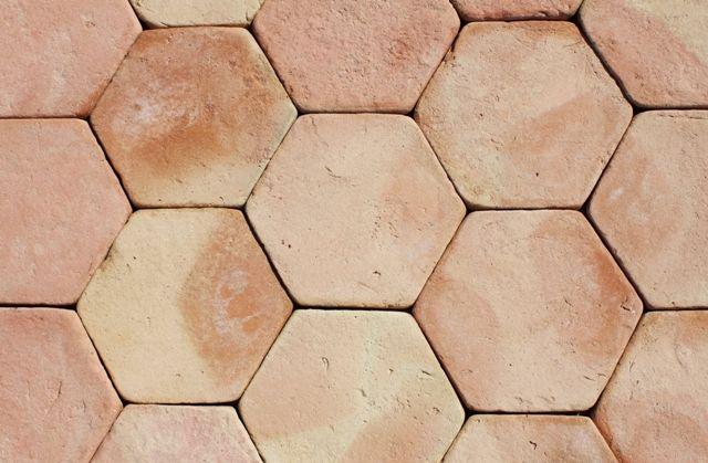 Suelos de terracota suelo terracota suelos de barro for Baldosas de exterior