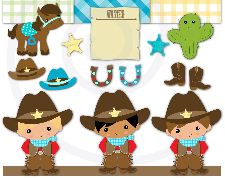 Adornos Para Baby Shower De Estilo Cowboy | Manualidades Para Baby Shower