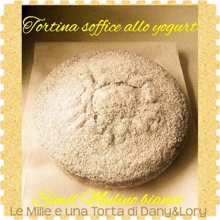 Torta soffice allo yogurt, simil mulino bianco RICETTA DI: ALESSIA SERNICOLA INGREDIENTI: 400 g di farina 3 uova 1 bustina di lievito per dolc