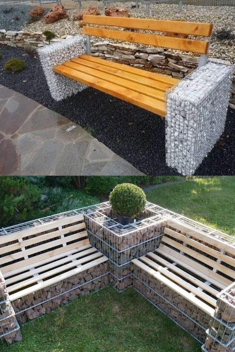 21+ Les plus beaux bancs de jardin ideas in 2021