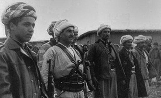 Masoud Barzani and Mustafa Barzani his Father during the Kurdish Revolution  ... | Turkey history, Kurdistan, History