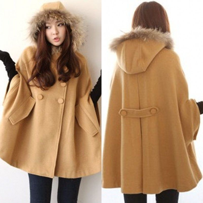 Find great deals on eBay for womens cape coat. Shop with confidence.