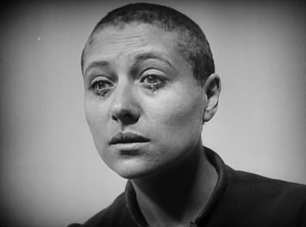 The Passion Of Joan Of Arc Director Carl Theodor Dreyer Writers Joseph Delteil Carl Theodor Dreyer Stars Maria Falconetti 1928