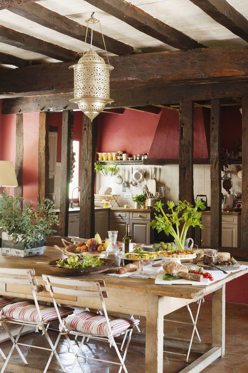 Dalani, Cucina in stile toscano, Arredamento, Colori, Cucina, Idee ...