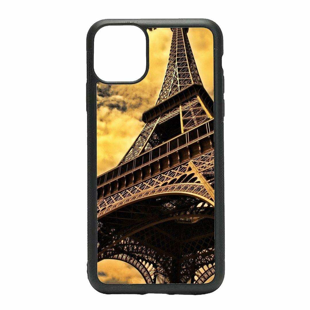 Coque de Protection pour Iphone silicone Imprime Paris France ...