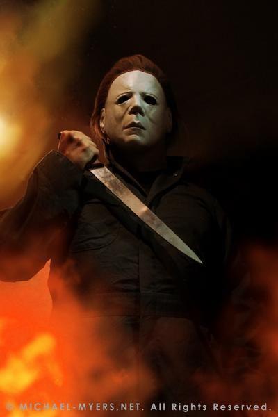 HALLOWEEN II: Michael Myers Mask
