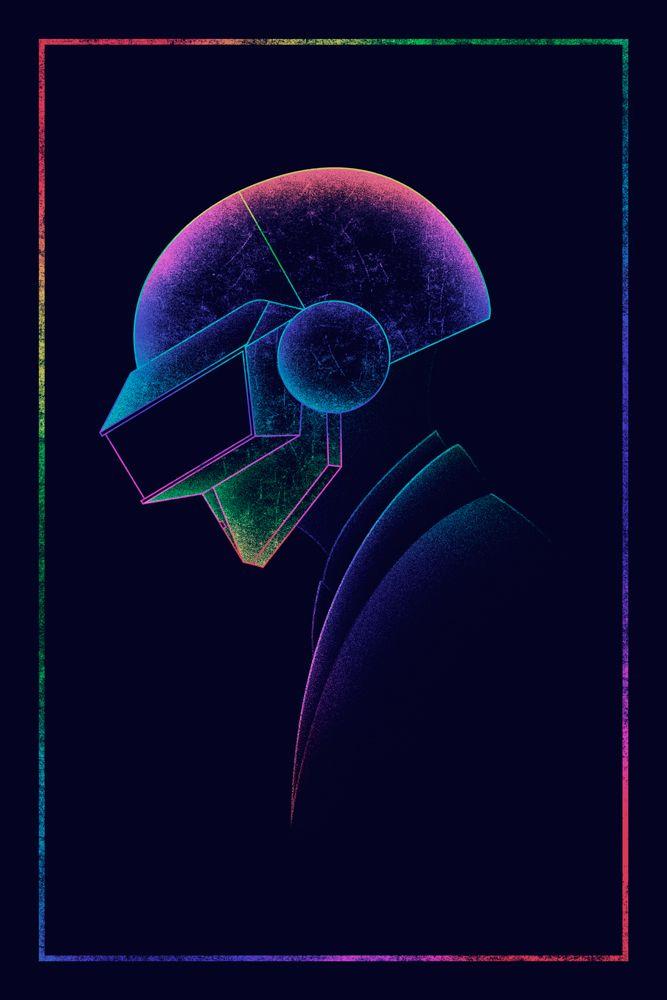 Everything I Like Daft Punk Poster Punk Art Punk Inspiration