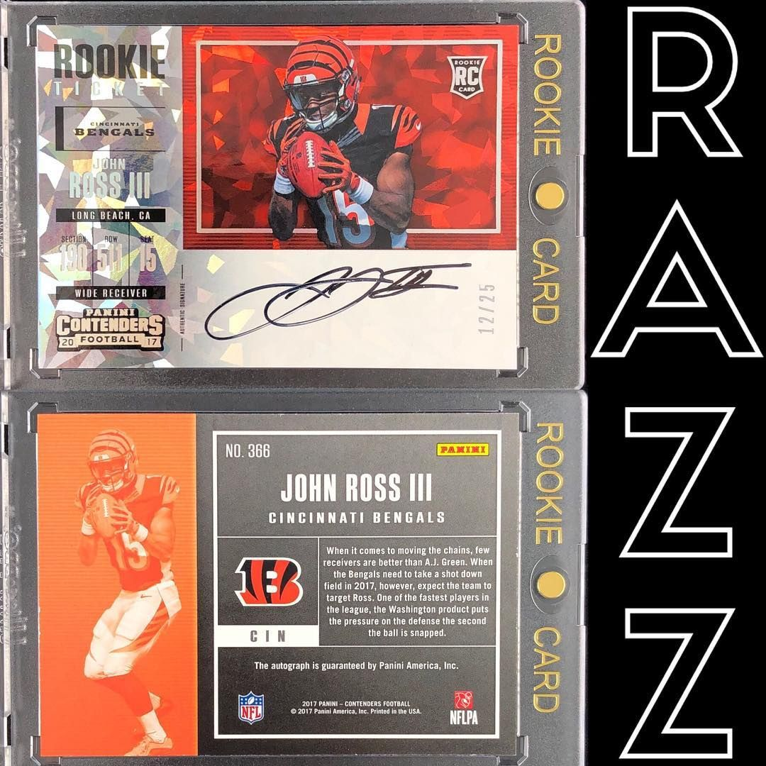 Duval Sports Cards On Instagram Razz John Ross
