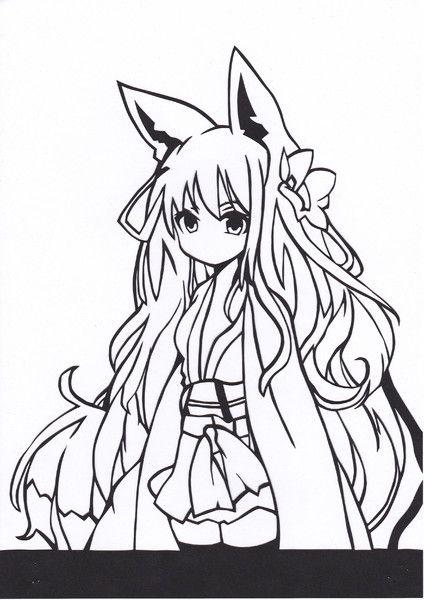お稲荷様を切らせて頂きました 四条ゆうき さんのイラスト Manga