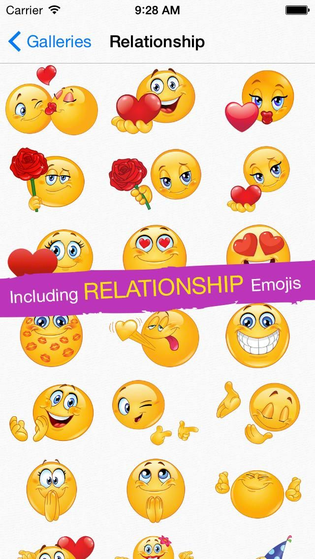 X rated emoticons