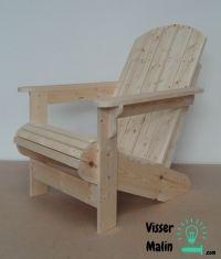 Comment fabriquer une chaise de jardin | Jardin | Pinterest | Chaise ...