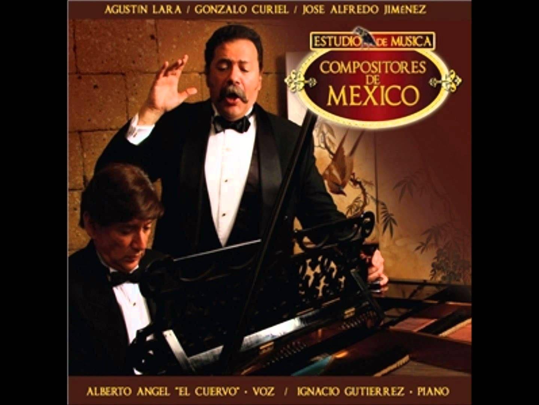 """Qué Bonito Amor - Alberto Ángel """"El Cuervo"""""""