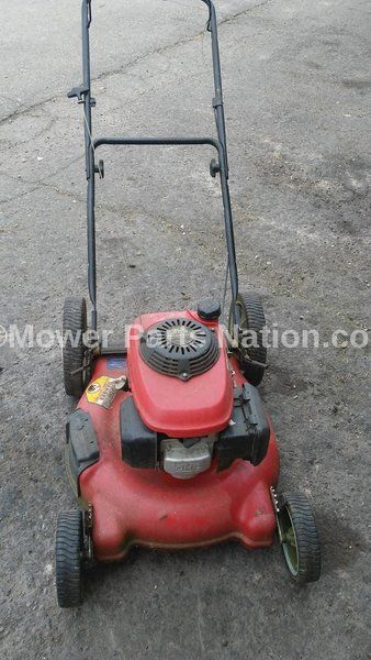 Troy Bilt Lawn Mower Model 11a 542q711