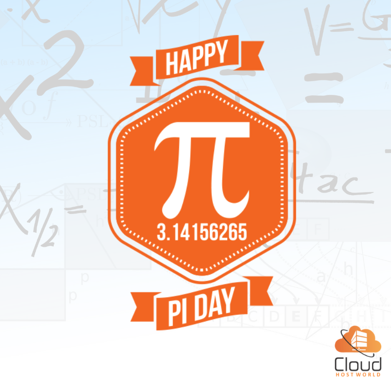 Happy #PiDay (March 14 = 3.14), Everyone! The First Use Of