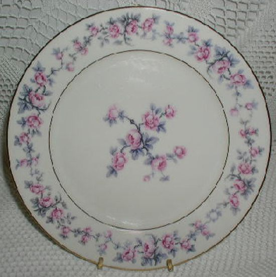 czechoslovakia china patterns | this auction is for china