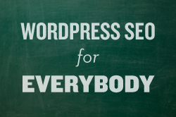 Learn the difference between optimizing for Search Engine Optimization (SEO) or optimizing your WordPress blog for SEO; WordPress SEO.