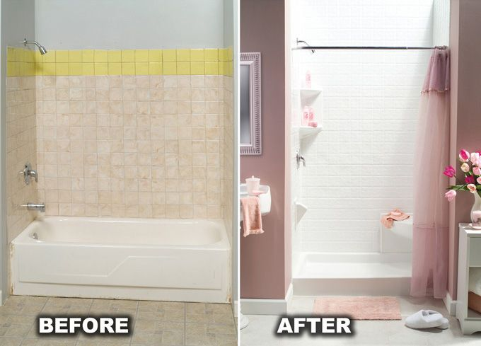 Before And After Gallery Tub To Shower Conversion Shower Conversion Shower Stall