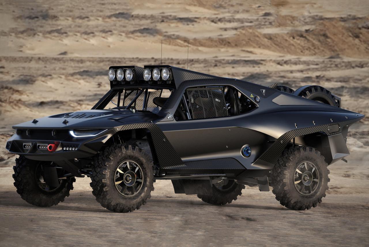 Desert Storm Trophy Truck By EPTA Design