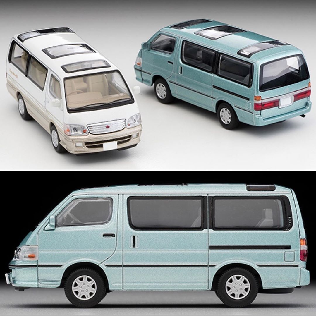Hot Kustoms On Instagram Tlv Toyota Hiace Wagon Super Custom G Coming This November Photos From Tomytec Minicar Tomicalimited In 2020 Toyota Hiace Wagon Toyota