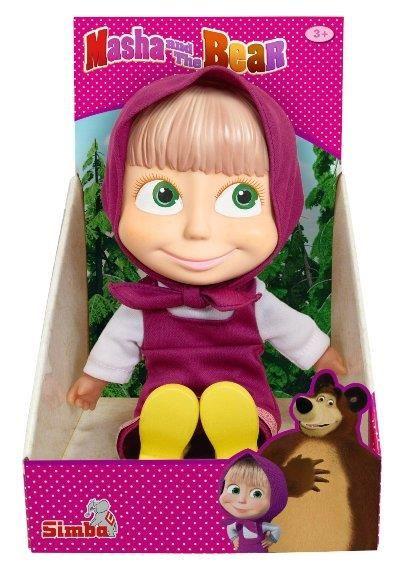 Muñeca Masha Y El Oso Masha 23 Cm Infantil Personajes Libros En Fnac Es Masha Y El Oso Masha Muñecas