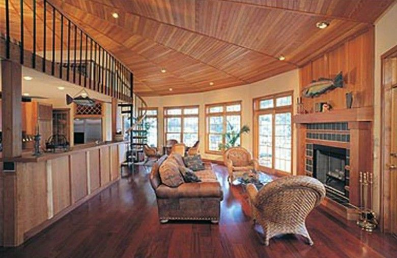 Custom Homes Pictures Deltec Homes Videos Virtual Tours Yurt Home Prefab Homes Home Pictures