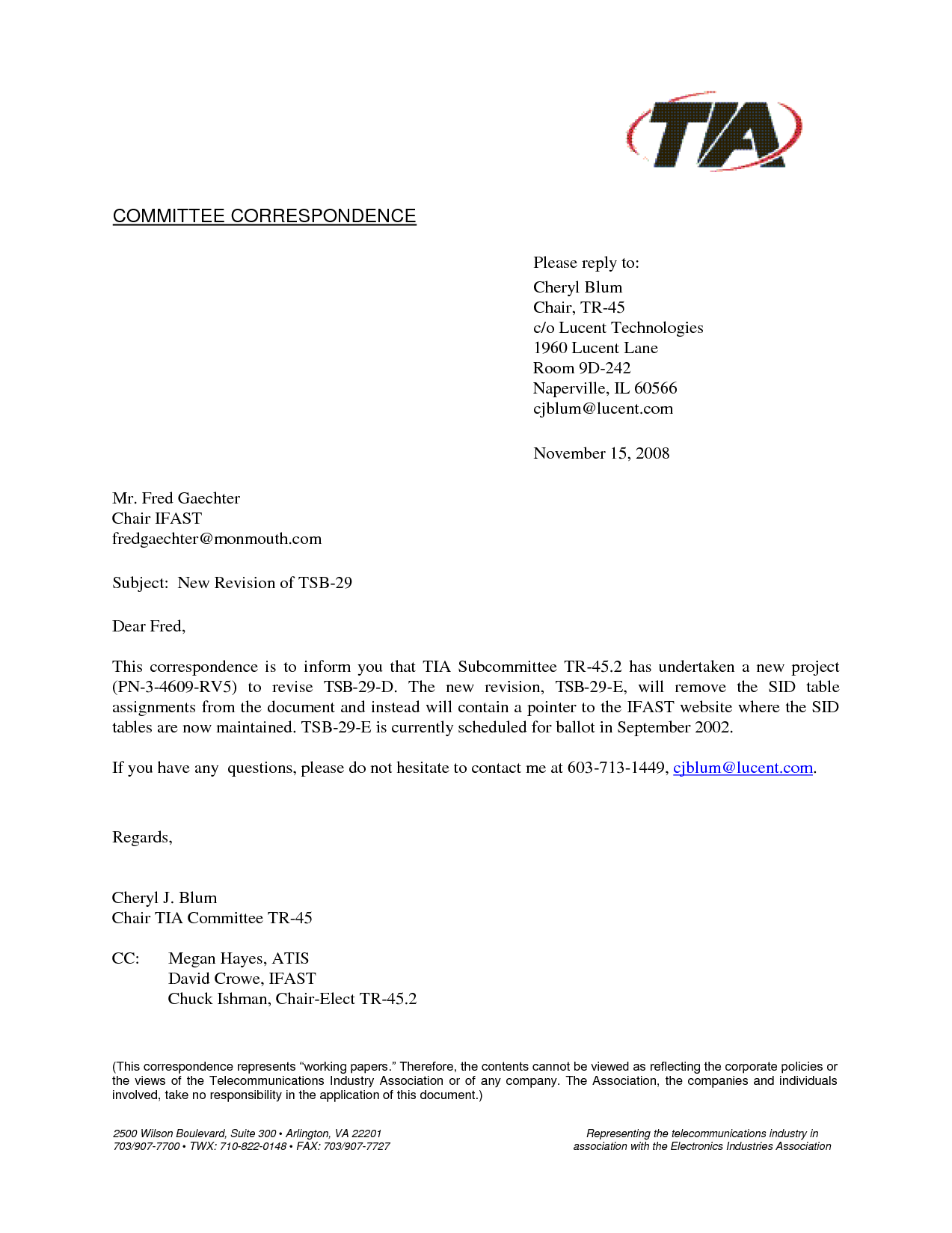 subject business letters english examples formal email