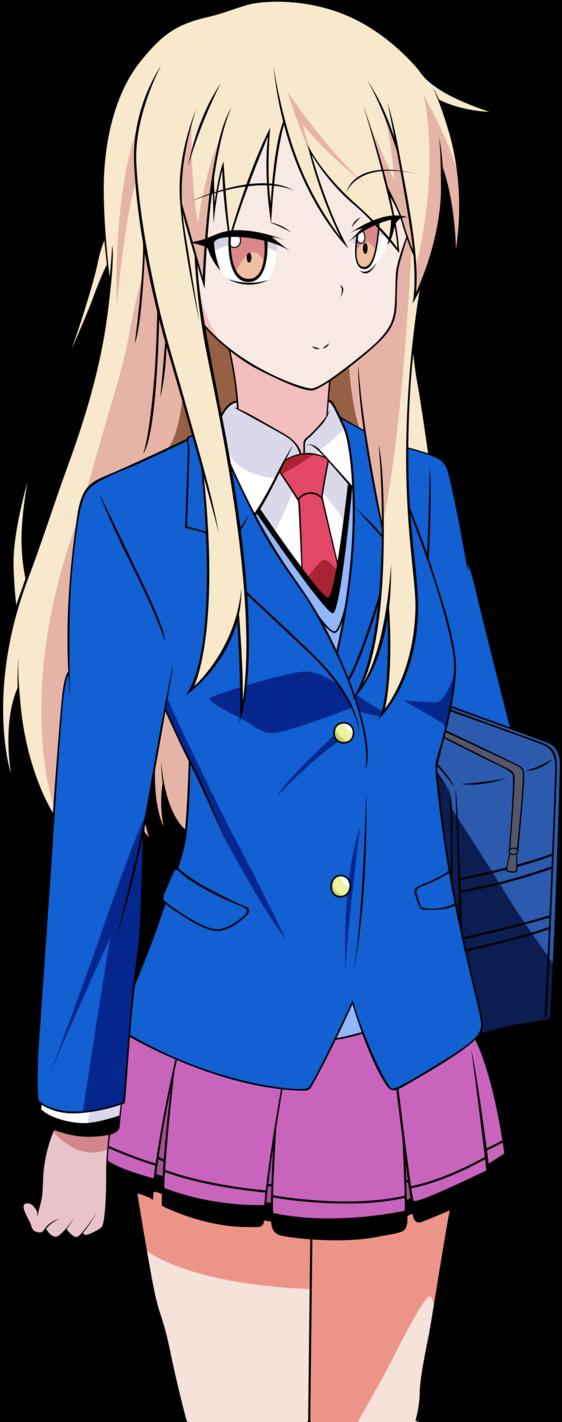 Sakurasou no Pet na Kanojo Illustrator by BluePinguin