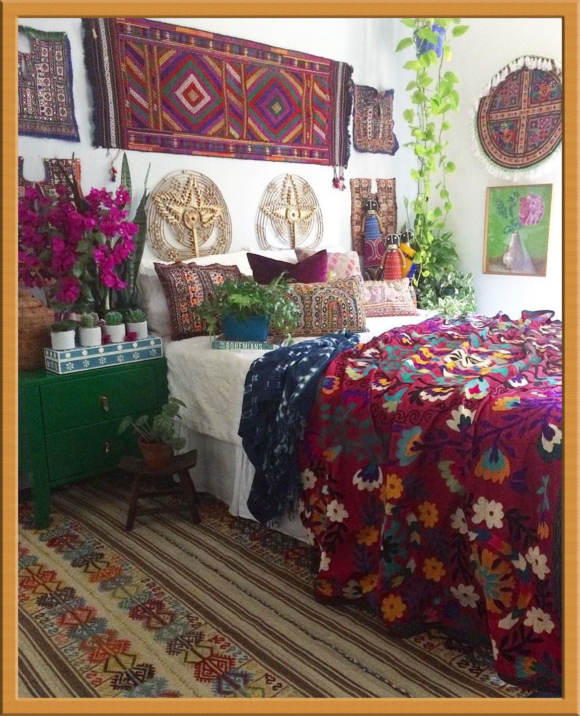 If You Want To Be A Winner, Change Your Bohemian Homedecor Philosophy Now!