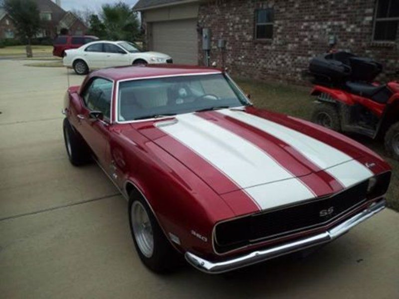 1968 Chevrolet Camaro SS for sale - Bossier City, LA | OldCarOnline ...