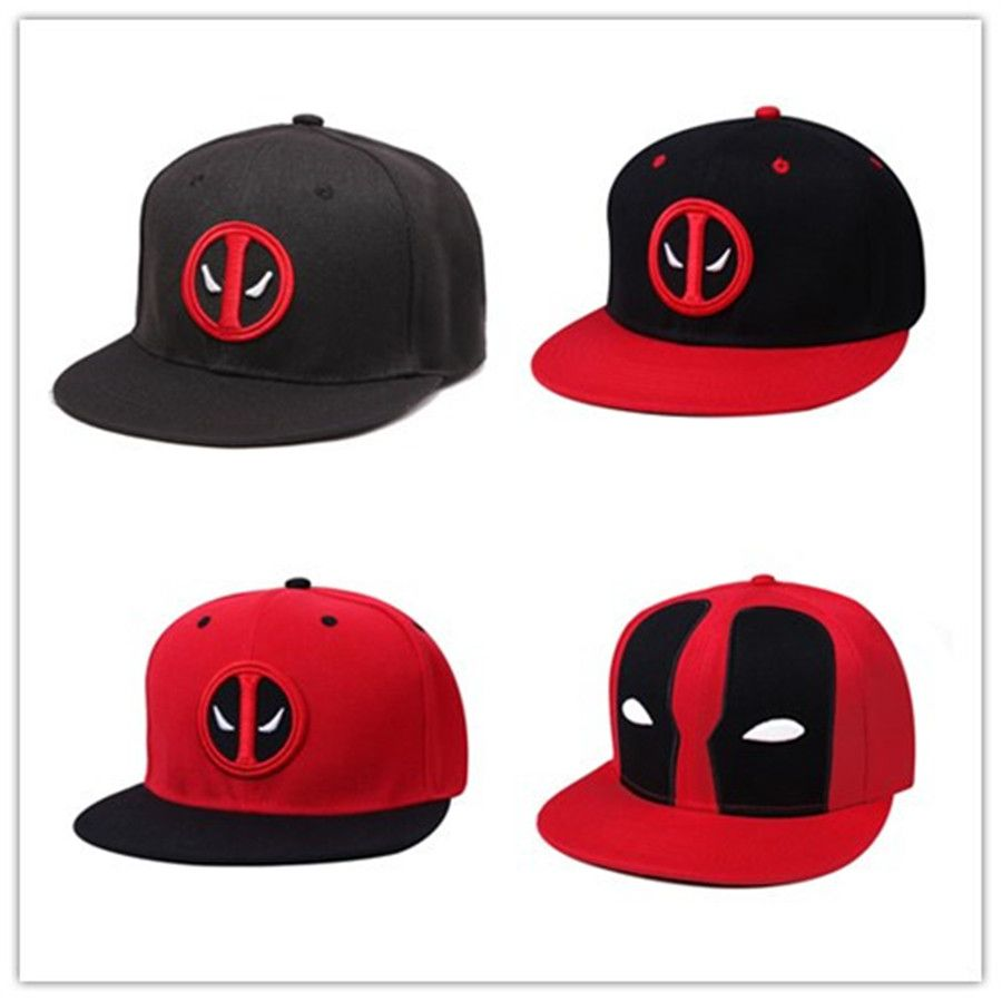 2017 New Fashion Deadpool Gorra Planas Hip Hop Hat Snapback Bone Baseball  Cap Sun Cap for Men And Women 15dfbb366d1