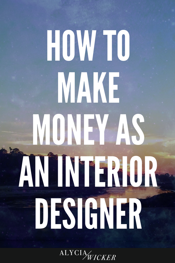 How to make money as an interior designer career - Become an interior designer online ...