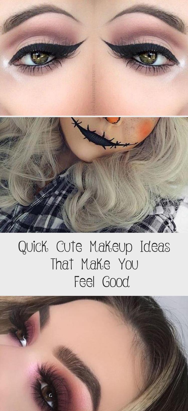 Photo of Quick Cute Makeup Ideas That Make You   Feel Good – Beauty İdeas