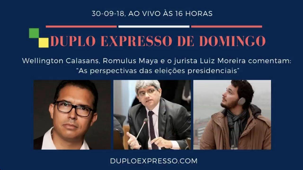 Duplo Expresso De Domingo 30set2018 Youtube Política