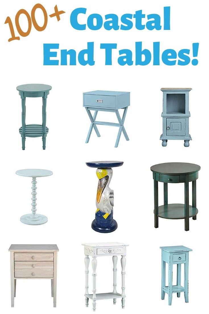 Best Coastal End Tables Beach End Tables End Tables Beach 400 x 300