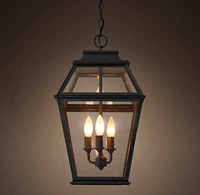 Front Porch Pendant Cambridge Pendant Restoration Hardware $360