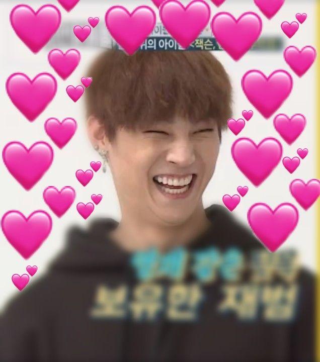 Pin by kyle yj on Meme Reaction | Got7 meme, Cute love ...