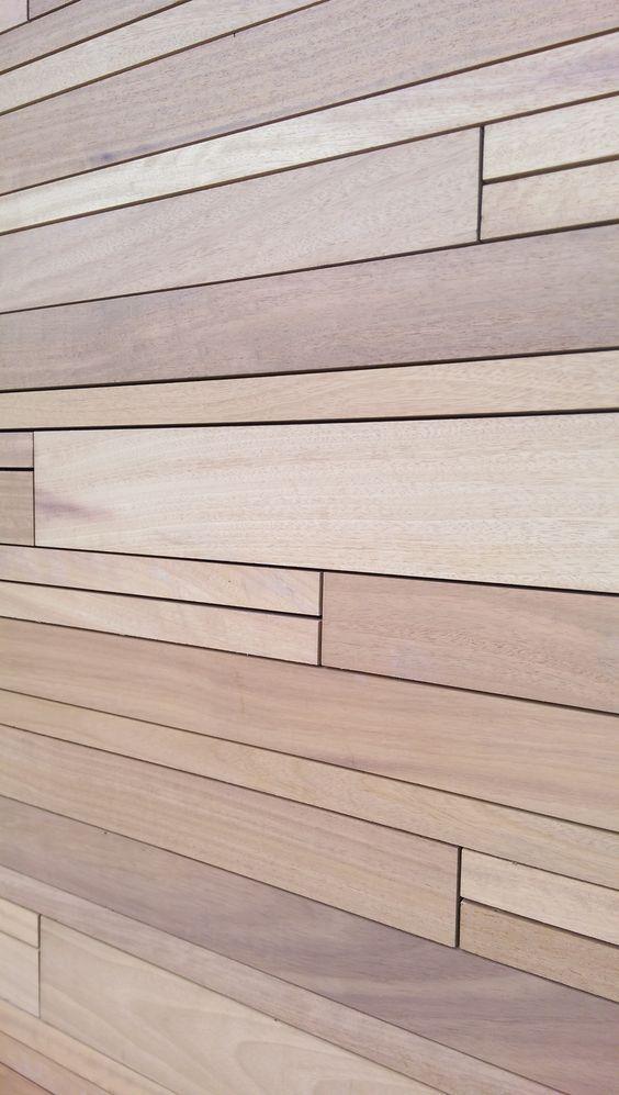 Iroko cladding 324 state fassade haus holzfassade - Wooden cladding for exterior walls ...