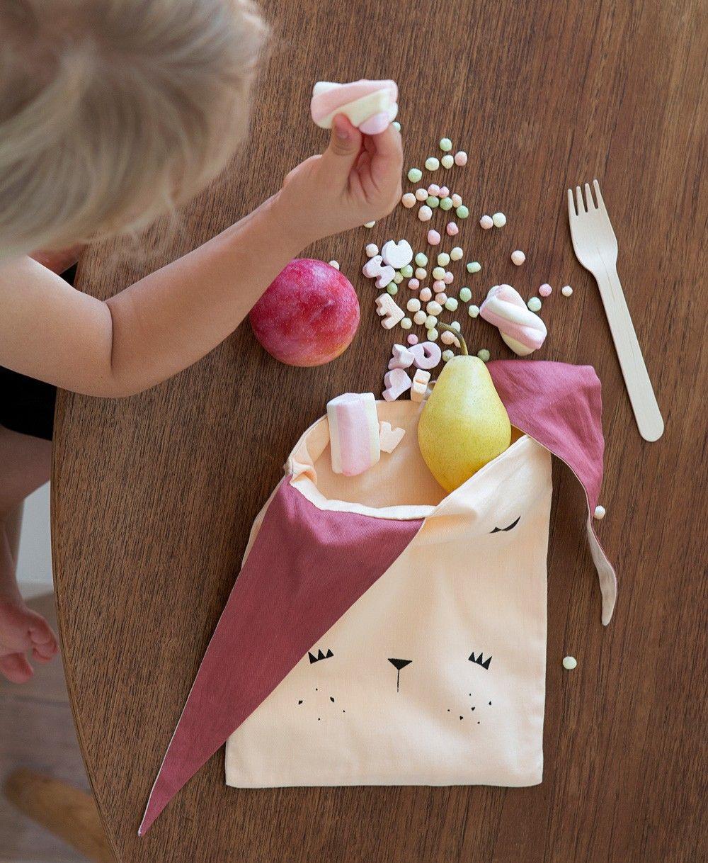 FABELAB Bunny Lunch Bag
