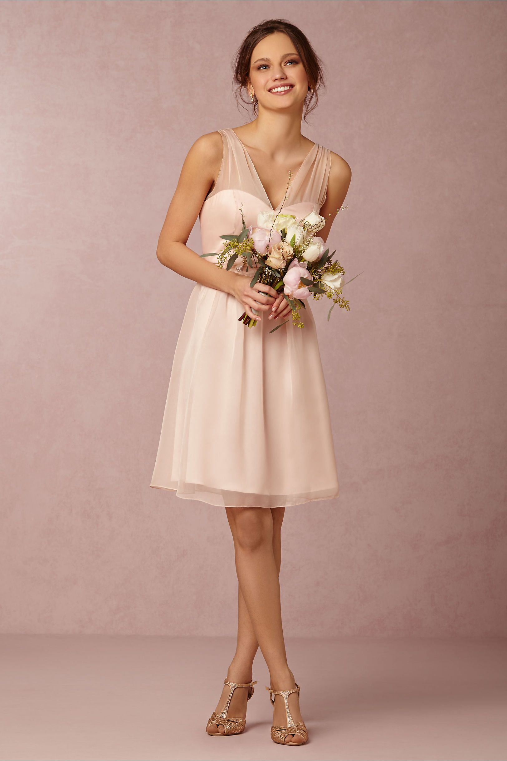 Ainsley Dress in Bridal Party & Guests Bridesmaids at BHLDN ...