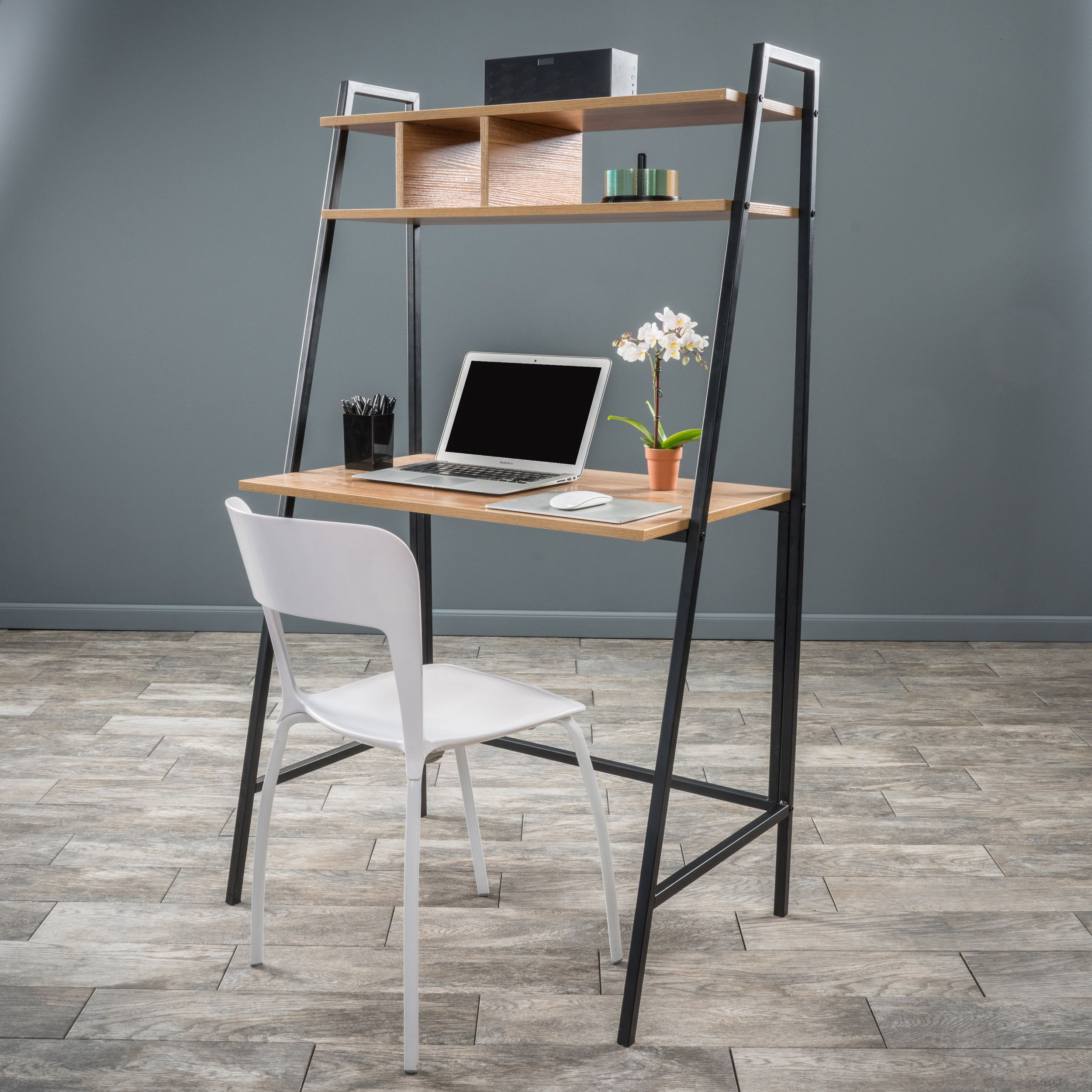 Make the most out of a small work space with the christopher knight