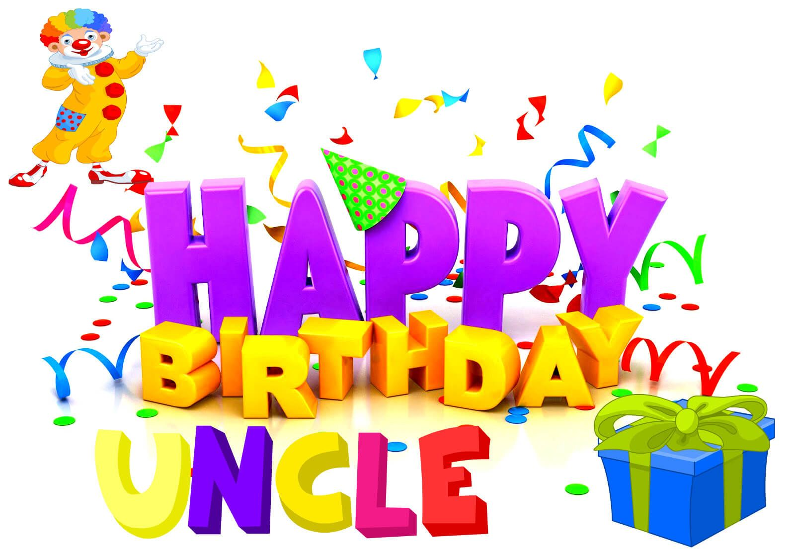 Birthday Wishes For Uncle Happy Birthday Wishes Messages With