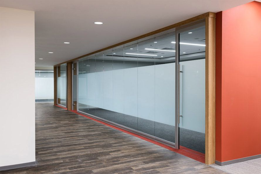 glass partition walls #view-wall-1 the view series create