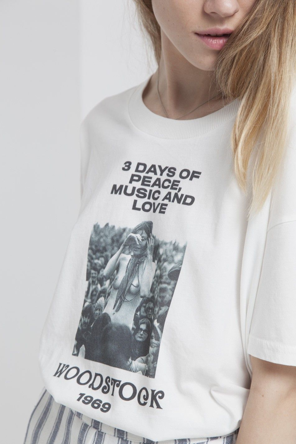 3 Days Of Peace Ivy T Shirt